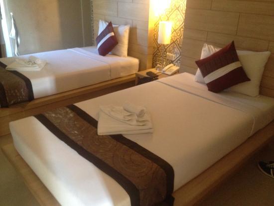 Chinotel Phuket: ห้องเตียง Double Bed