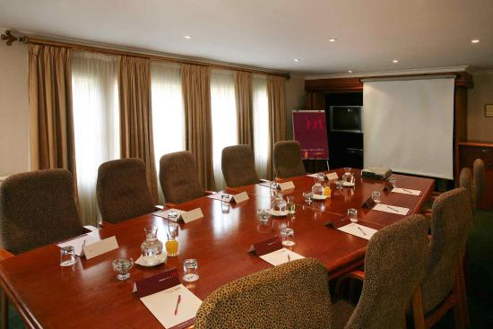 Mercure Suites Bedfordview : Meeting Room