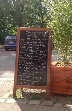 Song Nguu: Speisekarte...zum Lesen bitte zoomen 😊