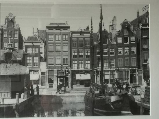 Van Gelder Hotel: Historic photograph