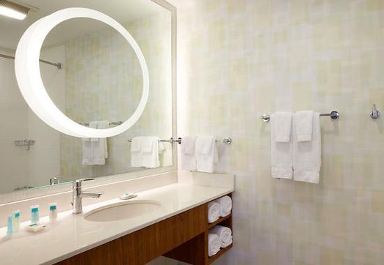 วอคีกัน, อิลลินอยส์: Guest Bathroom Area