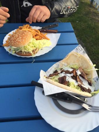 Hoejby, Danmark: Burgerhjoernet