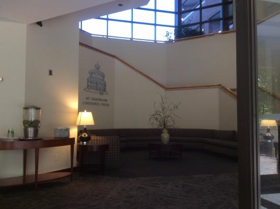 Mt. Washington Conference Center: Lobby