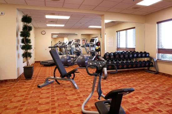 Roanoke Rapids, Carolina del Norte: Fitness Center