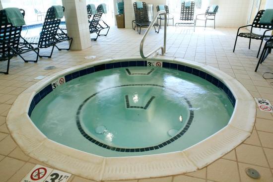 Roanoke Rapids, Carolina del Norte: Hot Tub