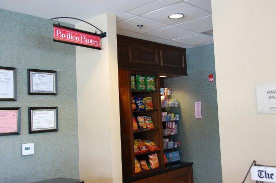 Hilton Garden Inn Gainesville : Pavillion Pantry