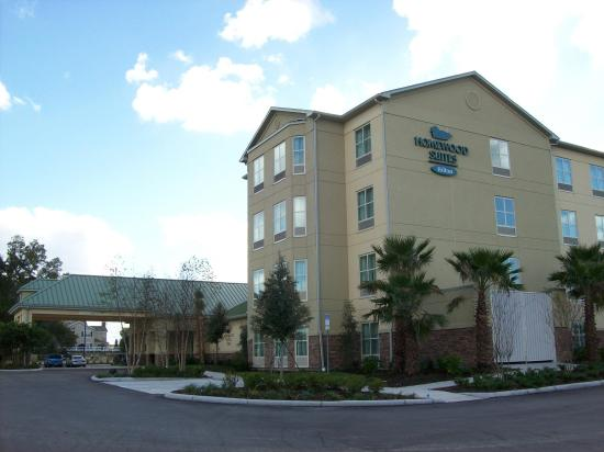 Homewood Suites Ocala at Heath Brook: Hotel Exterior