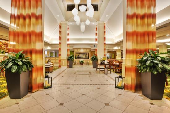 Sugar Land, TX: Lobby Entrance