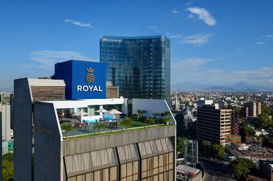 Photo of Royal Zona Rosa Hotel Mexico City