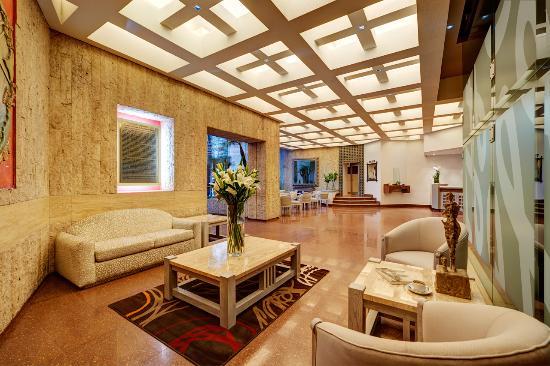 Hotel Royal Reforma: lobby