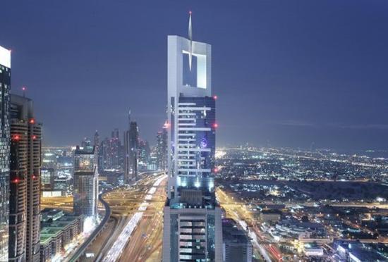 Al Salam Hotel Suites: Exterior