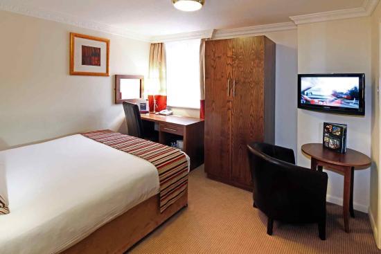 Mercure London Bloomsbury: Guest Room