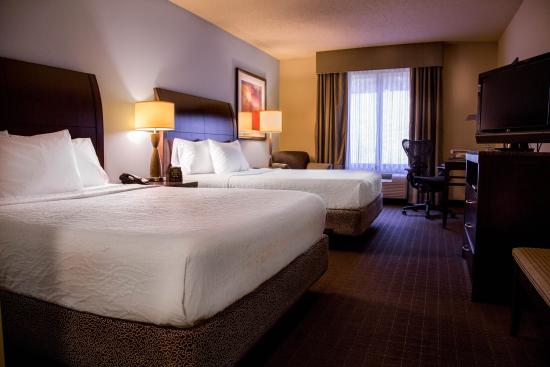 Hilton Garden Inn Lynchburg: Queen Beds