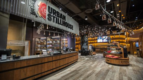 Jim Beam Urban Stillhouse