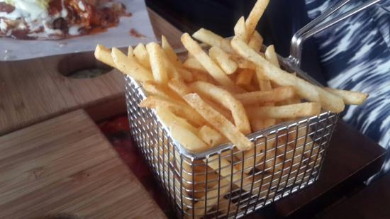 Randburg, Sydafrika: Small chips