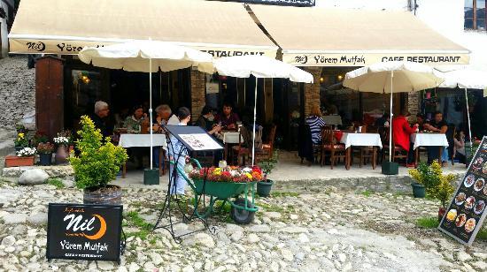 Nil Yorem Mutfak Cafe Restaurant
