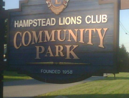 Hampstead, MD: our park