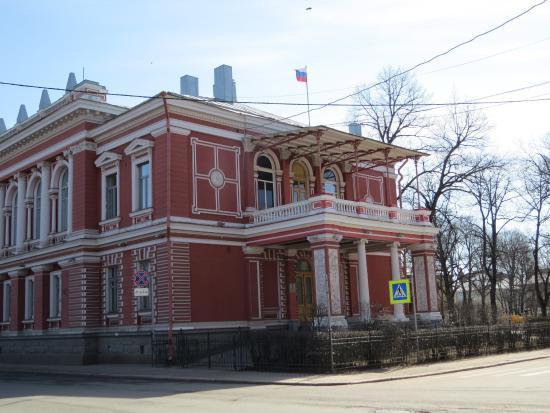 Информационный туристический центр города Выборг