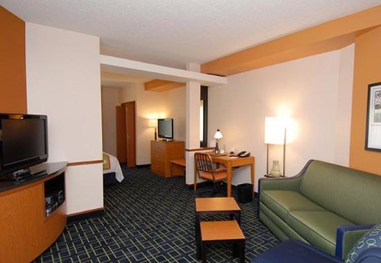 Bedford, Pensilvania: Suite Sitting Area