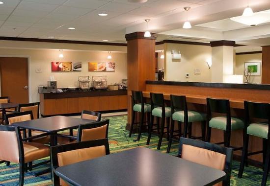 Bedford, Pensilvania: Breakfast Dining Area