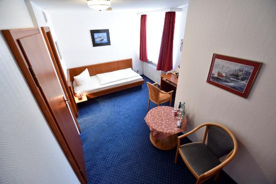 Seehotel: Schlafbereich