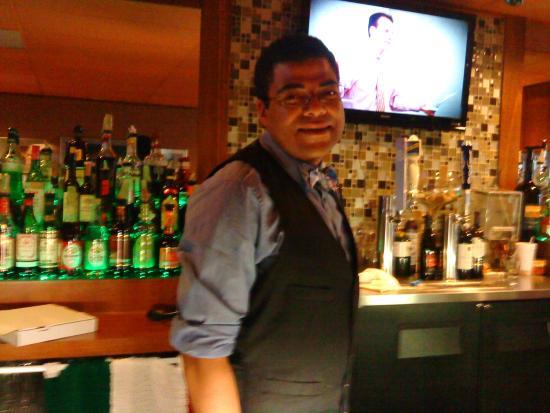 Fairborn, Ohio: Carl at the Bar!