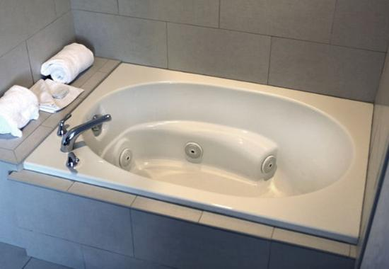 Logan, Utah: Whirlpool Suite Tub