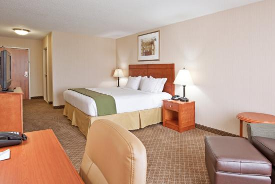 Bay City, MI: King Bed Guest Room