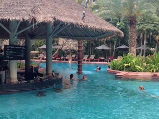 Pool bar - Picture of Anantara Hua Hin Resort, Hua Hin - TripAdvisor
