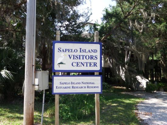 Sapelo Island Visitors Center