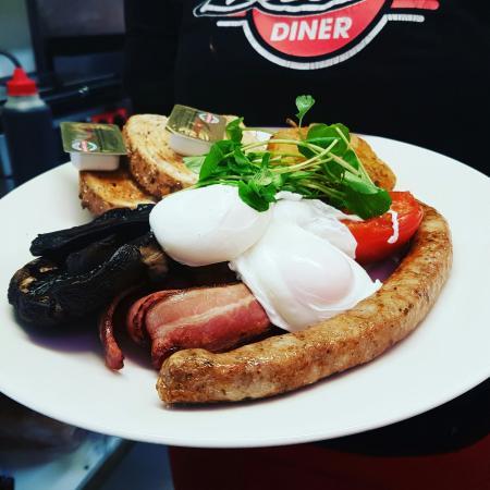New Plymouth, Nueva Zelanda: Deluxe Diner