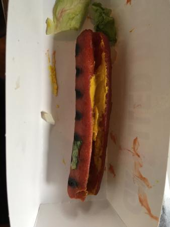 Winnemucca, NV: What kind of hotdog is this?