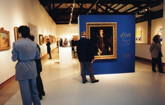 هيلتون جاردن إن دوثان: Museum of Art
