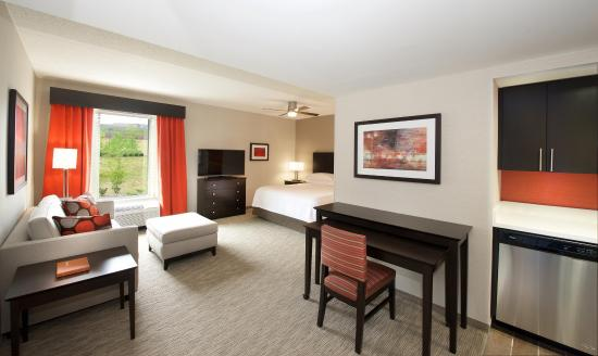 Canonsburg, Pensilvania: King Guest Room