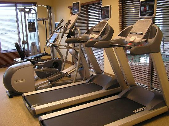 Ridgefield Park, NJ: Fitness Center
