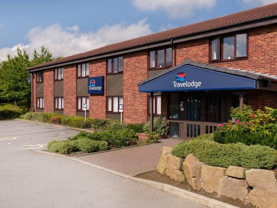 Bilbrough, UK: Travelodge Exterior