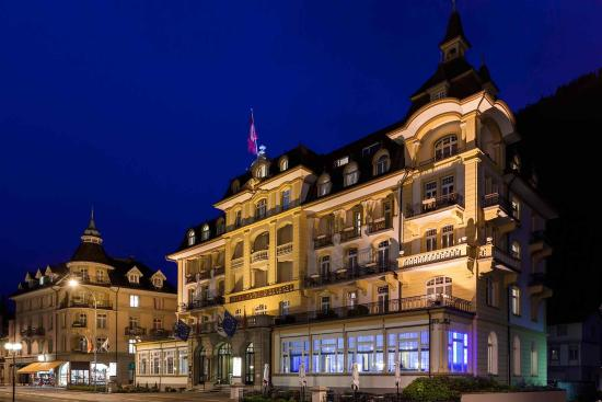 Photo of Hotel Royal-St.Georges Interlaken - MGallery Collection