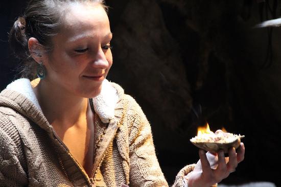 Paleosite: Animation allumage du feu