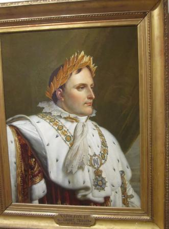 tableau de l'empereur Napoléon 1er - Picture of Maison Bonaparte, Ajaccio - TripAdvisor