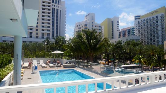 Hyatt Centric South Beach Miami Pool