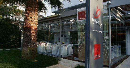 Glyfada, Grecia: Restaurant