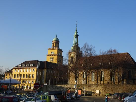 St.-John's Church (Johanniskirche)