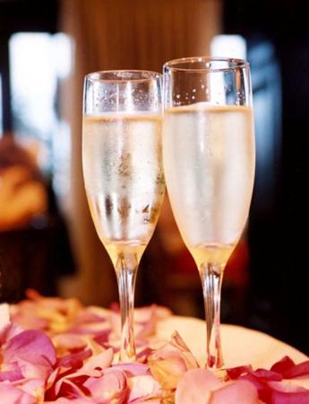 Bethesda, MD: Champagne Toast