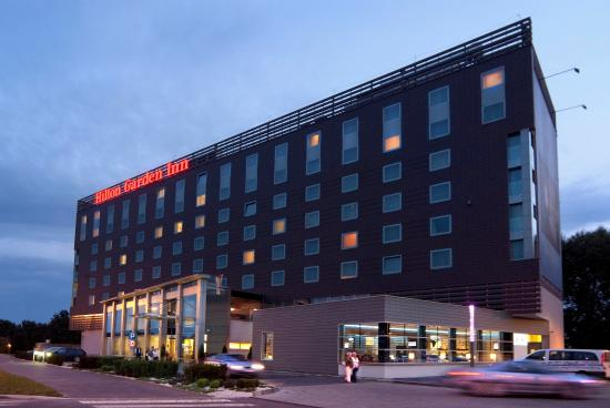 Hilton Garden Inn Hotel Krakow: Exterior