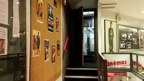 Paris, França: Cine Le Desperado