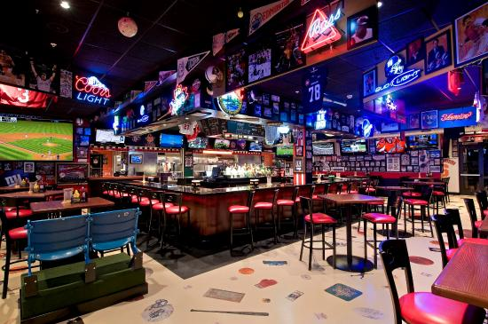 Westampton, Nueva Jersey: Recovery Sports Grill