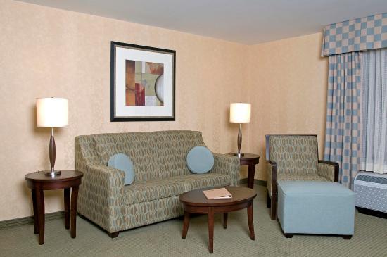 Westampton, Nueva Jersey: Accessible King Living Area