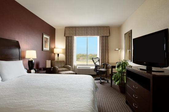 Hilton Garden Inn New Braunfels Hotel:  King Guest Room