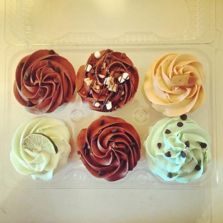 Essex, Canadá: 6 delightfully delicious cupcakes :)