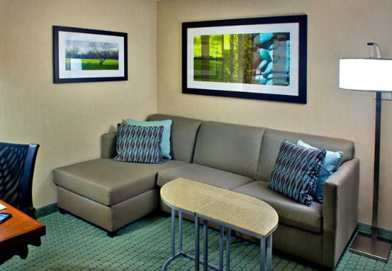 Bellport, Nova York: Suite Living Area